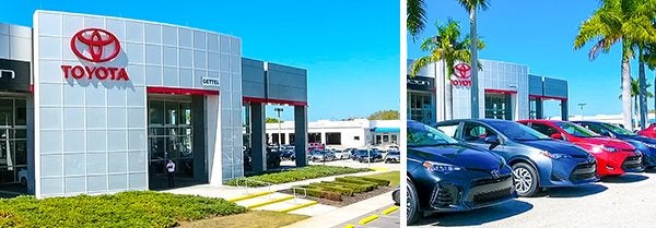 Gettel Toyota Of Charlotte County In Punta Gorda Fl