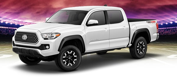 New Toyota Tacoma Models Gettel Toyota Of Charlotte County - Punta gorda car show 2018